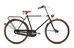 Creme Holymoly Men Doppio 3-speed, dynamo, black
